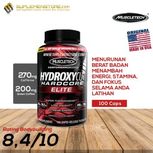 hydroxycut elite new
