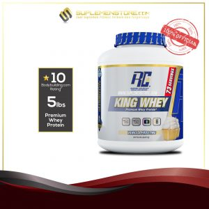 RC King Whey Ss web