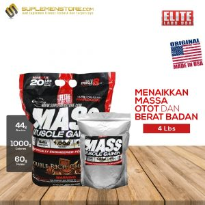 elite labs eceran 4 lbs new