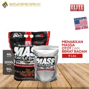 elite labs eceran 6 lbs new