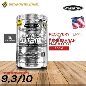 platinum glutamine new